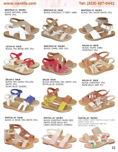 Nantlis Catalogo Zapatos de Mujer mayoreo Vol 1 Wholesale womens Shoes_Page_13
