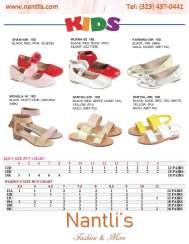 Nantlis Catalogo Zapatos de Mujer mayoreo Vol 1 Wholesale womens Shoes_Page_17