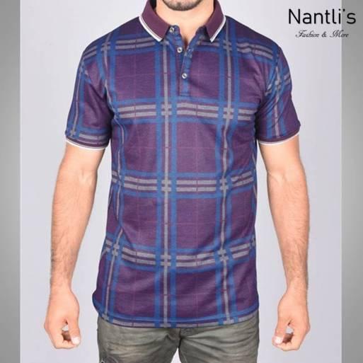 Nantlis playera JPS5684 Mens polo shirt