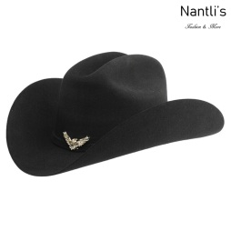Nantlis Texana 100x Lupillo Black Western Hats USA