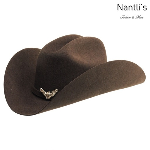 Nantlis Texana 100x Lupillo Brown Western Hats USA