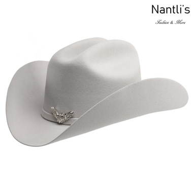 Nantlis Texana 100x Lupillo Grey Western Hats USA