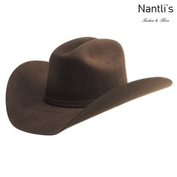 Nantlis Texana 100x Malboro Brown Western Hats USA