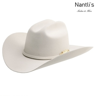 Nantlis Texana 15x Recto Hueso Western Hats USA