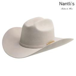 Nantlis Texana 20x Recto Buskin Western Hats USA