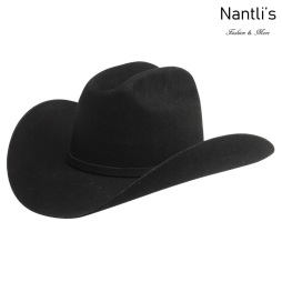 Nantlis Texana 20x Zacatecas Black Western Hats USA