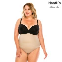 Nantlis YM70145Q-NUDE-2 Tanga con faja Shapewear Seamless Thong Front
