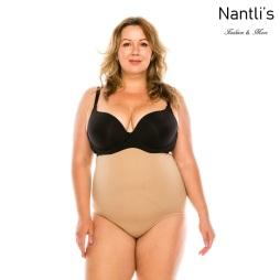 Nantlis YM70146Q-NUDE Calzon con faja Shapewear Seamless Panty Front