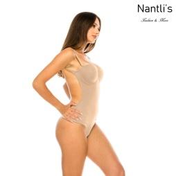 Nantlis YMBS60005 Nude faja leotardo Body shaper suit front