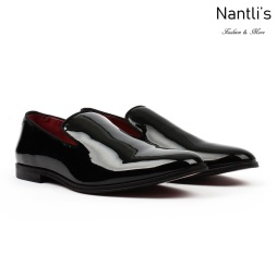 SL-C350 Black Patent Zapatos por Mayoreo Wholesale mens shoes Nantlis Santino Luciano Shoes