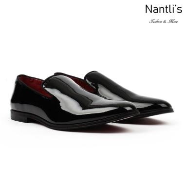 SL-C350 Black Patent Zapatos por Mayoreo Wholesale mens shoes Nantlis Santino Luciano Shoes