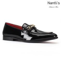 SL-C353 Black-Patent Zapatos por Mayoreo Wholesale mens shoes Nantlis Santino Luciano Shoes