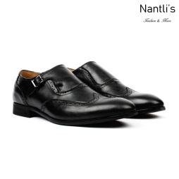 SL-C360 black Zapatos por Mayoreo Wholesale mens shoes Nantlis Santino Luciano Shoes