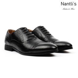 SL-C361 black Zapatos por Mayoreo Wholesale mens shoes Nantlis Santino Luciano Shoes