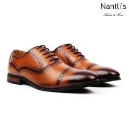SL-C361 Cognac Zapatos por Mayoreo Wholesale mens shoes Nantlis Santino Luciano Shoes