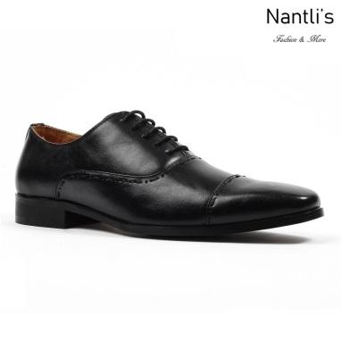 SL-C370 black Zapatos por Mayoreo Wholesale mens shoes Nantlis Santino Luciano Shoes