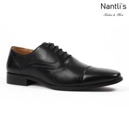 SL-C371 black Zapatos por Mayoreo Wholesale mens shoes Nantlis Santino Luciano Shoes