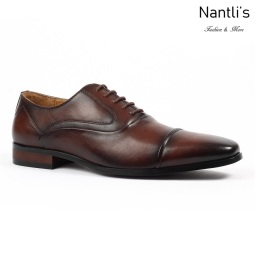 SL-C371 brown Zapatos por Mayoreo Wholesale mens shoes Nantlis Santino Luciano Shoes