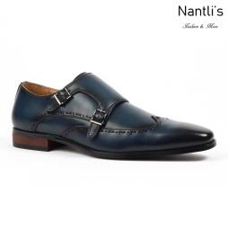 SL-C372 navy Zapatos por Mayoreo Wholesale mens shoes Nantlis Santino Luciano Shoes