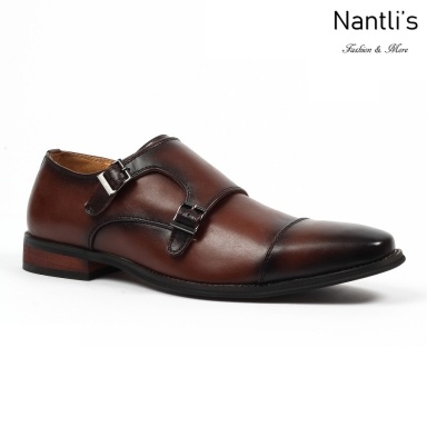 SL-C380 brown Zapatos por Mayoreo Wholesale mens shoes Nantlis Santino Luciano Shoes