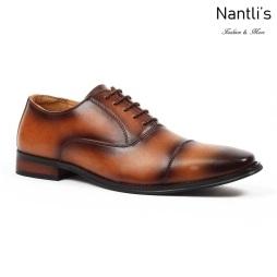 SL-C381 cognac Zapatos por Mayoreo Wholesale mens shoes Nantlis Santino Luciano Shoes