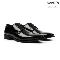 SL-C382 Black Zapatos por Mayoreo Wholesale mens shoes Nantlis Santino Luciano Shoes