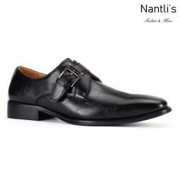 SL-C385 Black Zapatos por Mayoreo Wholesale mens shoes Nantlis Santino Luciano Shoes