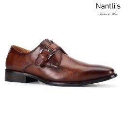 SL-C385 Brown Zapatos por Mayoreo Wholesale mens shoes Nantlis Santino Luciano Shoes