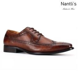SL-C386 Brown Zapatos de Hombre Mayoreo Santino Luciano Wholesale Mens shoes
