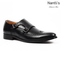 SL-C390 black Zapatos por Mayoreo Wholesale mens shoes Nantlis Santino Luciano Shoes