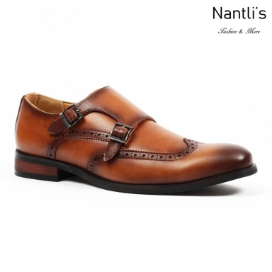SL-C390 cognac Zapatos por Mayoreo Wholesale mens shoes Nantlis Santino Luciano Shoes