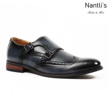 SL-C390 navy Zapatos por Mayoreo Wholesale mens shoes Nantlis Santino Luciano Shoes