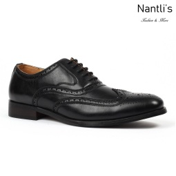 SL-C391 black Zapatos por Mayoreo Wholesale mens shoes Nantlis Santino Luciano Shoes