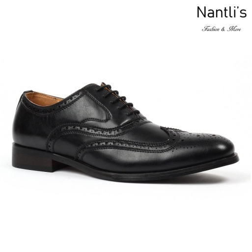 SL-C391 black Zapatos por Mayoreo Wholesale mens shoes Nantlis Santino Luciano Shoes