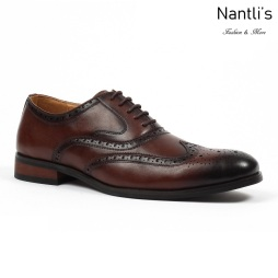 SL-C391 brown Zapatos por Mayoreo Wholesale mens shoes Nantlis Santino Luciano Shoes