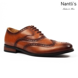 SL-C391 cognac Zapatos por Mayoreo Wholesale mens shoes Nantlis Santino Luciano Shoes