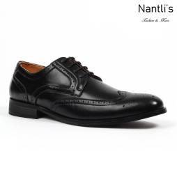 SL-C392 black Zapatos por Mayoreo Wholesale mens shoes Nantlis Santino Luciano Shoes