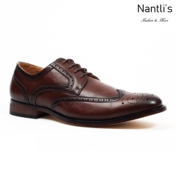 SL-C392 brown Zapatos por Mayoreo Wholesale mens shoes Nantlis Santino Luciano Shoes