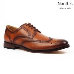 SL-C392 cognac Zapatos por Mayoreo Wholesale mens shoes Nantlis Santino Luciano Shoes