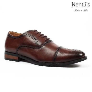 SL-C393 brown Zapatos por Mayoreo Wholesale mens shoes Nantlis Santino Luciano Shoes