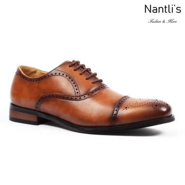 SL-C393 cognac Zapatos por Mayoreo Wholesale mens shoes Nantlis Santino Luciano Shoes