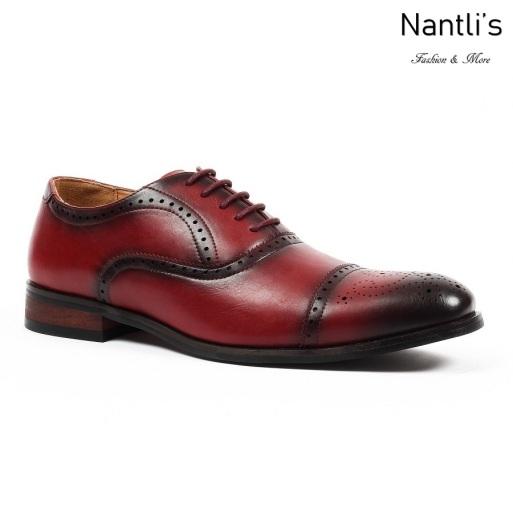 SL-C393 wine Zapatos por Mayoreo Wholesale mens shoes Nantlis Santino Luciano Shoes