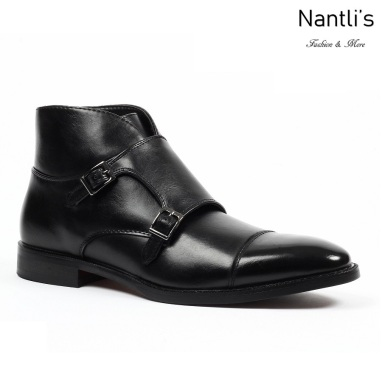 SL-D511 black Zapatos por Mayoreo Wholesale mens shoes Nantlis Santino Luciano Shoes