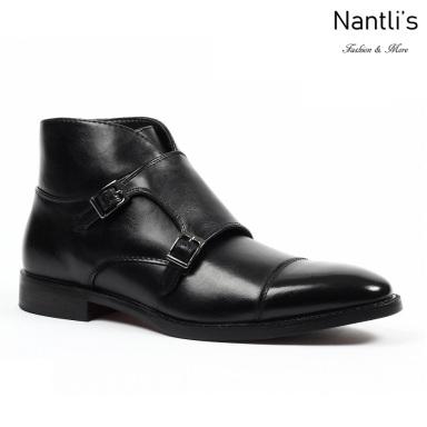 SL-D511 black Zapatos por Mayoreo Wholesale mens shoes Nantlis Santino Luciano Shoes