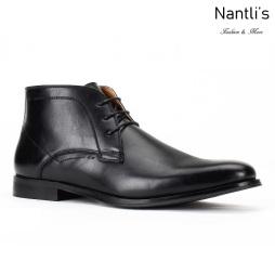 SL-D513 Black Zapatos por Mayoreo Wholesale mens shoes Nantlis Santino Luciano Shoes
