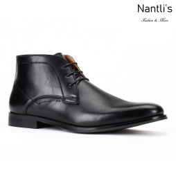 SL-D513 Black Zapatos por Mayoreo Wholesale mens shoes Nantlis Santino Luciano Shoes