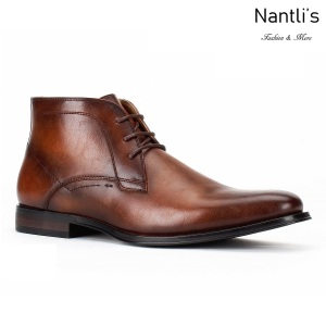 SL-D513 Brown Zapatos por Mayoreo Wholesale mens shoes Nantlis Santino Luciano Shoes
