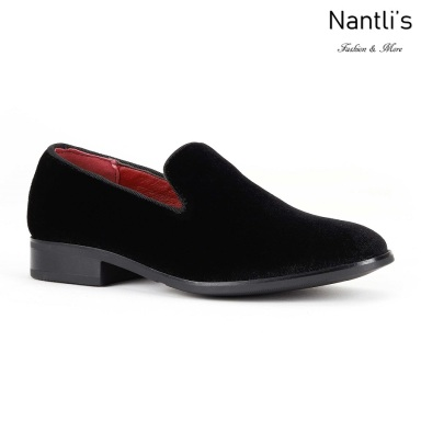 SL-K351 black Zapatos por Mayoreo Wholesale kids shoes Nantlis Santino