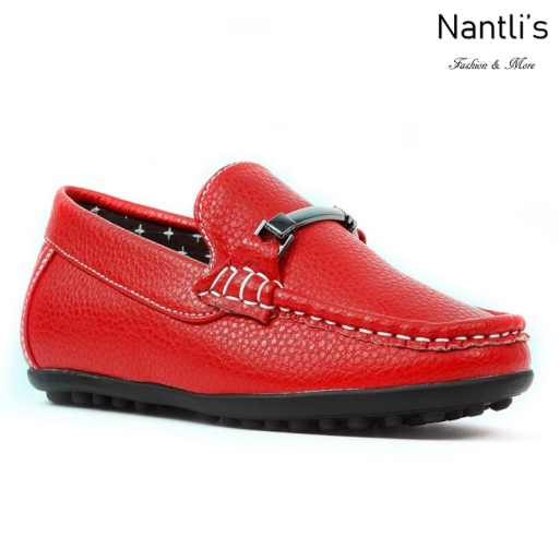 TY-i1711 red Zapatos por Mayoreo Wholesale kids shoes Nantlis Bonafini Shoes Tonys