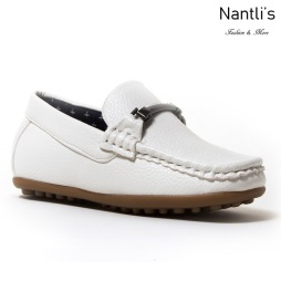 TY-i1711 white Zapatos por Mayoreo Wholesale kids shoes Nantlis Bonafini Shoes Tonys